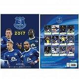 Everton FC (Premier League) 2017 Soccer Calendar