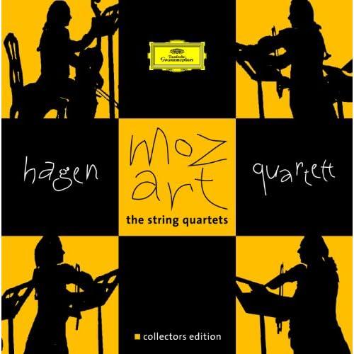 Mozart: String Quartets (7 CD's)