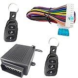 Mintice™ KFZ Auto Funkfernbedienung für vorhandene Original Zentralverriegelung Schließsystem Keyless 02 Alarm Schlüssel