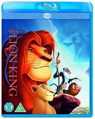 Lion King (diamond edition) [Blu-ray] [UK Import]