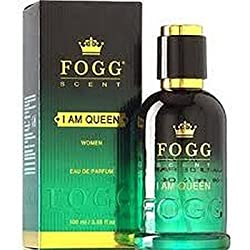 PACK OF 2 FOGG I AM QUEEN PERFUME FOR WOMEN 90 ML