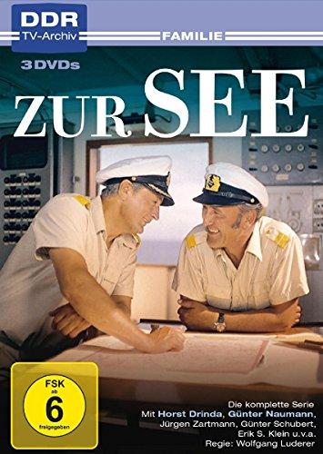 Zur See [3 DVDs]