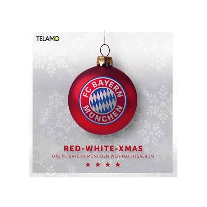 Red White Xmas - Das FC Bayern München Weihnachtsalbum 1