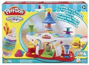 Hasbro 36814148 - Play-Doh Eiscafé