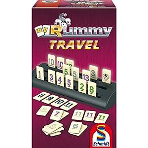 Schmidt - My Rummy Travel Gioco di Società