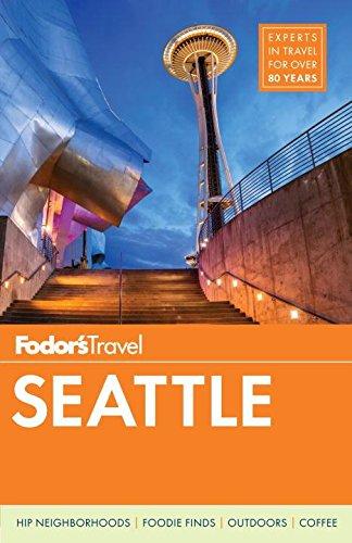 Fodor's Seattle (Full-color Travel Guide, Band 6) (Washington Ballard Seattle,)