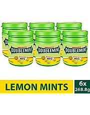 Doublemint Lemon Chewymint Pot Pack, 6 x 485 g