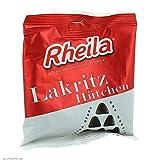 Rheila Liquirizia huetchen gomma Drops con 90G di zucchero caramelle