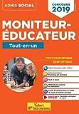 Concours Moniteur-éducateur - Tout-en-un - Admis 2019