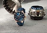 Scuderia Ferrari Orologio Cronografo Quarzo Uomo con Cinturino in Silicone 830621