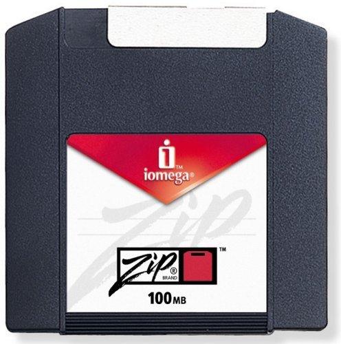 Iomega - ZIP - 100 MB - Mac / PC - storage media Test