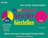 Wo wir benutztes Geschirr hinstellen: Männer und Frauen in überwiegend lustigen Grafiken - Noch mehr Neues von graphittiblog.de