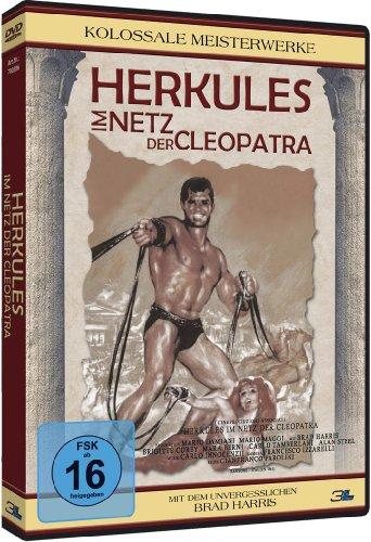 Bild von Herkules im Netz der Cleopatra