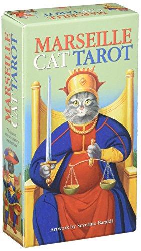 Marseille Cat Tarot par Severino Baraldi