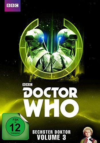 Doctor Who - Sechster Doktor - Volume 3 [5 DVDs]