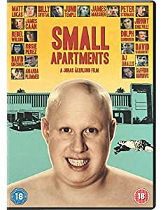 Small Apartments [DVD] [2013]