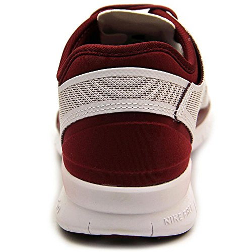 Nike Blazer mid premium 429988601, Baskets Mode Homme Blanc / rouge équipe