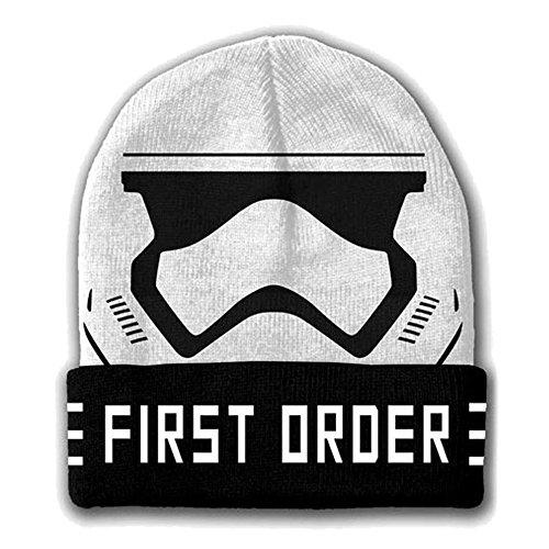 Star Wars Episode 7 - The Force Awakens - Stormtrooper Beanie ()