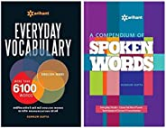 Everyday Vocabulary More Than 6100 Words + A Compendium of Spoken Words (Set of 2 books)