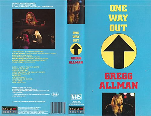 gregg-allman-one-way-out-vhs
