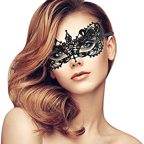Vektenxi Frauen schnüren Sich Maske Venedig Maske