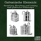 Galvanische Elemente - Anleitung zur Herstellung als PDF auf CD