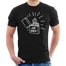 Before The Storm Fire Walk Life Is Strange Men's T-Shirt