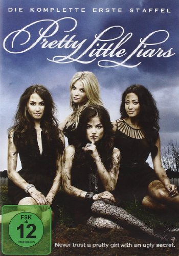 Pretty Little Liars - Die komplette 1. Staffel [Edizione: Germania]