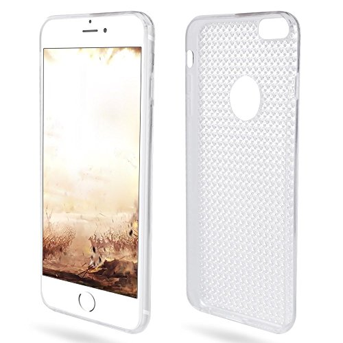 ambielly-iphone-case-transparent-clear-exact-fit-silicone-gel-cover-soft-slim-clear-tpu-case-with-un