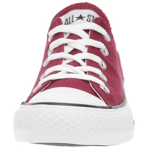 Sneaker Chuck Unisex Converse Ox bordeaux Season Taylor Rot All Star g0xZn0w
