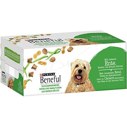 Beneful-Schlemmermen-Hundenassfutter-6er-Pack-6-x-200-g-Schale