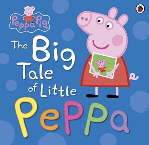 Peppa Pig: The Big Tale of Little Peppa (Pyjamas Thomas Tank Engine)