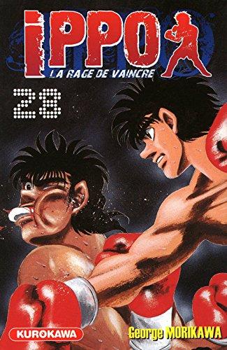 Ippo - Saison 1 - La rage de vaincre Vol.28 par MORIKAWA George
