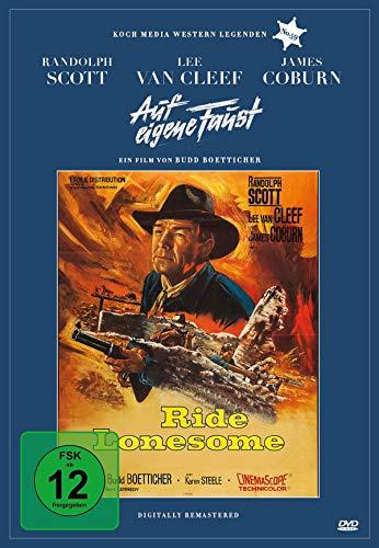 Auf eigene Faust (Edition Western-Legenden #59) (Filme Dvd, Western Auf)