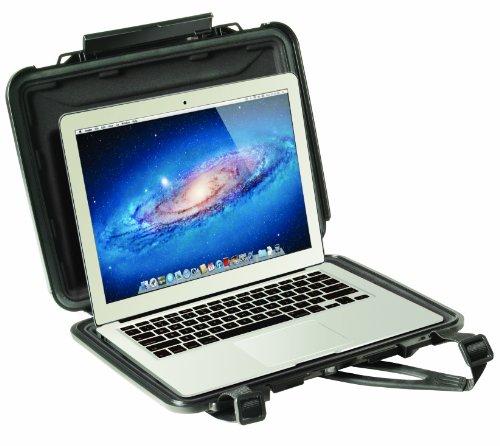 Peli Laptop Hardback Case Mod. 1070CC schwarz mit Einlagen Hardback Case