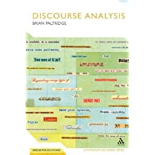 Discourse Analysis: An Introduction (Continuum Discourse) by Brian Paltridge (2006-12-01)