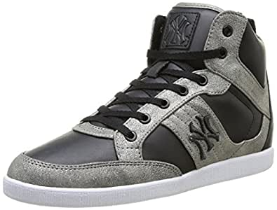 New York Yankees Suneye, Baskets mode femme - Noir (Black/Bronze), 37 EU