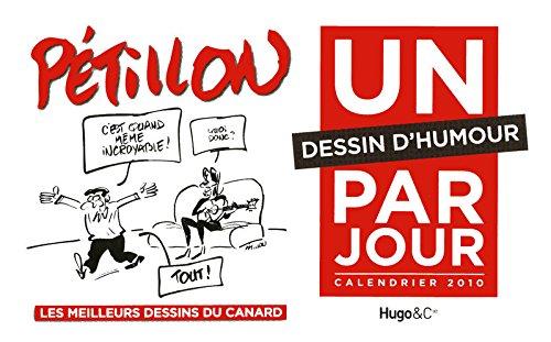 Un dessin d'humour par jour : Calendrier 2010 par Pétillon