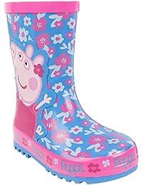 Peppa Pig - Botas para niña Rosa rosa