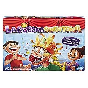 Hasbro Games-La Corona GHIOTTONA Juegos de Caja