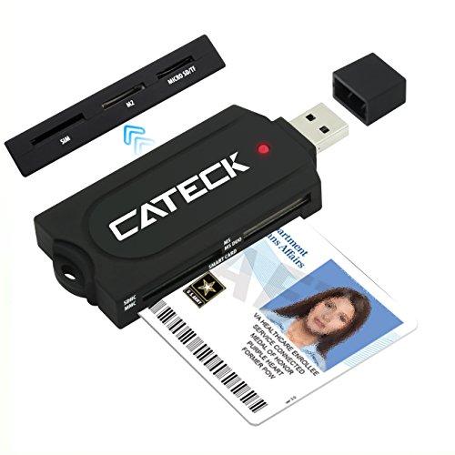 cateck-tragbares-all-in-one-dod-militrische-usb-gemeinsamen-zugriff-smart-card-reader