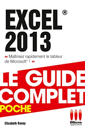 COMPLET POCHE EXCEL 2013