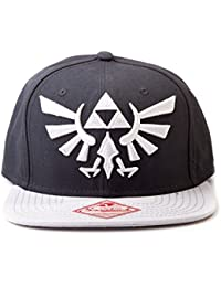 Casquette 'The Legend of Zelda' - Flex Fit - black gris