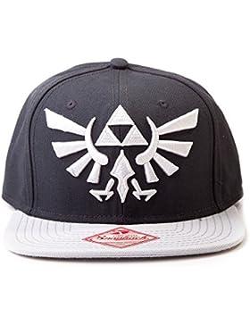 BIO - Gorra Zelda Logo Gris Triforce