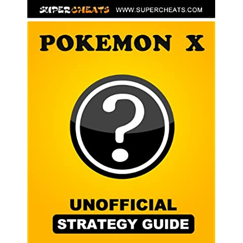 Pokemon X Guide (English Edition)