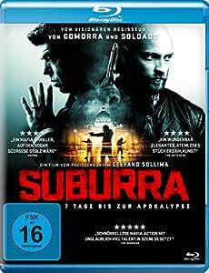 Suburra - 7 Tage bis zur Apokalypse [Blu-ray]