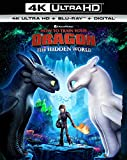 How to Train Your Dragon - The Hidden World (4K Ultra HD + Blu-ray + Digital Download) [2019] [Region Free]