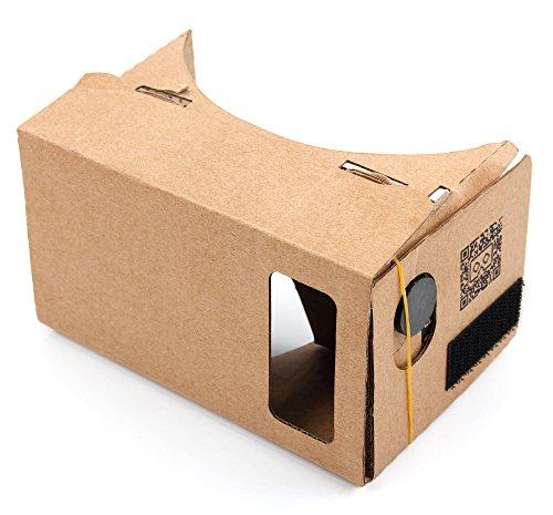 DURAGADGET Virtuelle 3D-Brille für Xiaomi Mi A2 Lite Smartphone