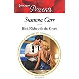 Illicit Night with the Greek (One Night With Consequences) by Susanna Carr (2016-01-19)