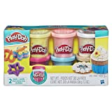 #7: Playdoh Confetti Compound Collection, Multi Color